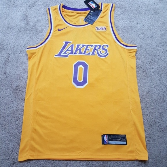 huge selection of 47ac0 d4c1c NWT Kyle Kuzma Los Angeles Lakers Jersey NWT
